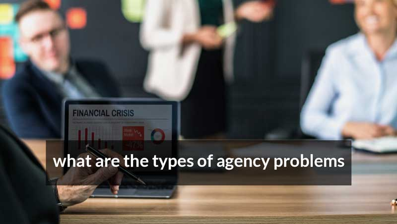Read more about the article What are the types of agency problems