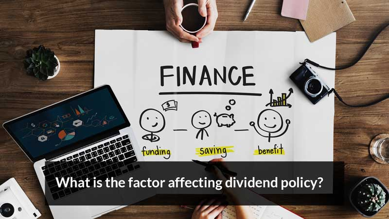Read more about the article What are the factor affecting dividend policy?