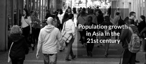 Read more about the article Population growth in Asia in the 21st century