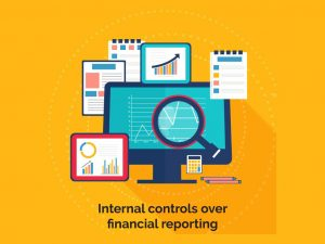 Internal controls over financial reporting