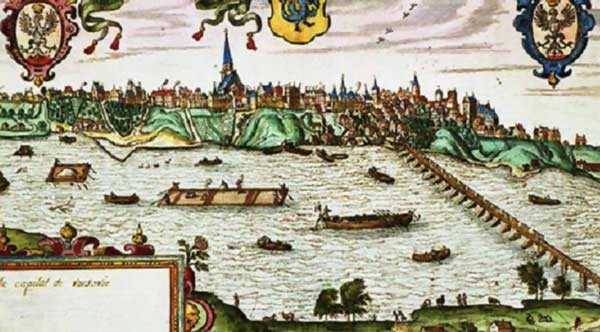 Swedish-deluge-History-of-Warsaw-Poland
