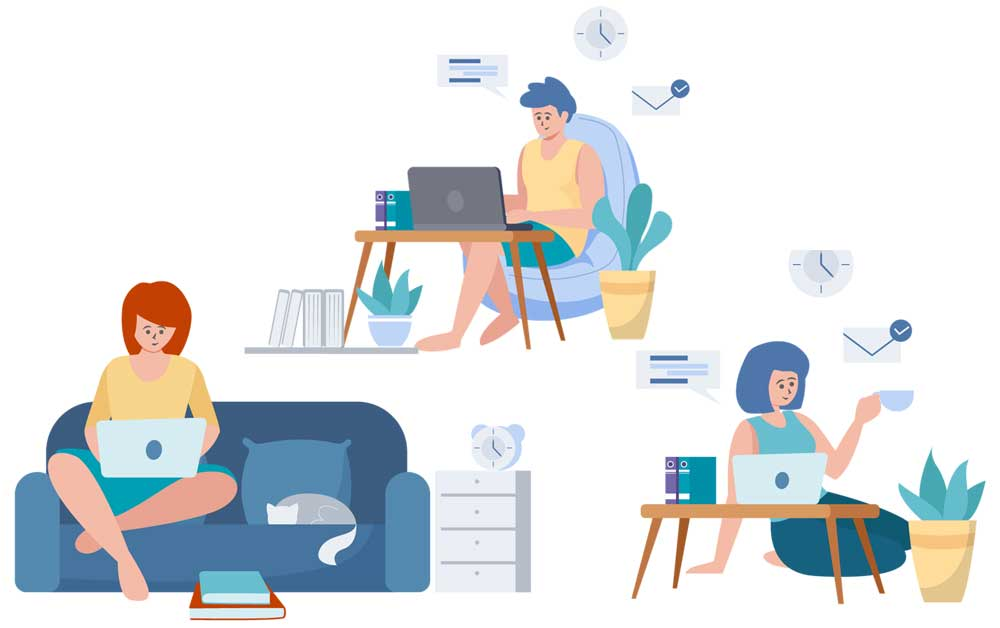 You are currently viewing Work At Home Remote Jobs: Introduction To Remote Work