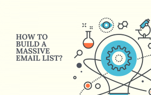 Read more about the article How to build a massive email list?